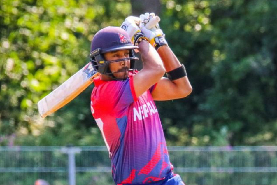 Nepal captain Paras Khadka creates World Record; beats Virat Kohli, Steve Smith