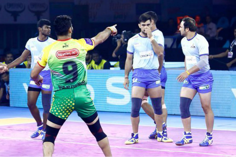 Pro Kabaddi: Pardeep Narwals super show helps Patna Pirates halt losing streak