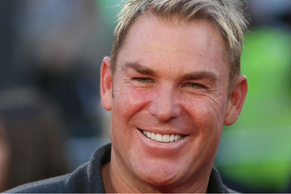 Australian great Shane Warne banned from driving