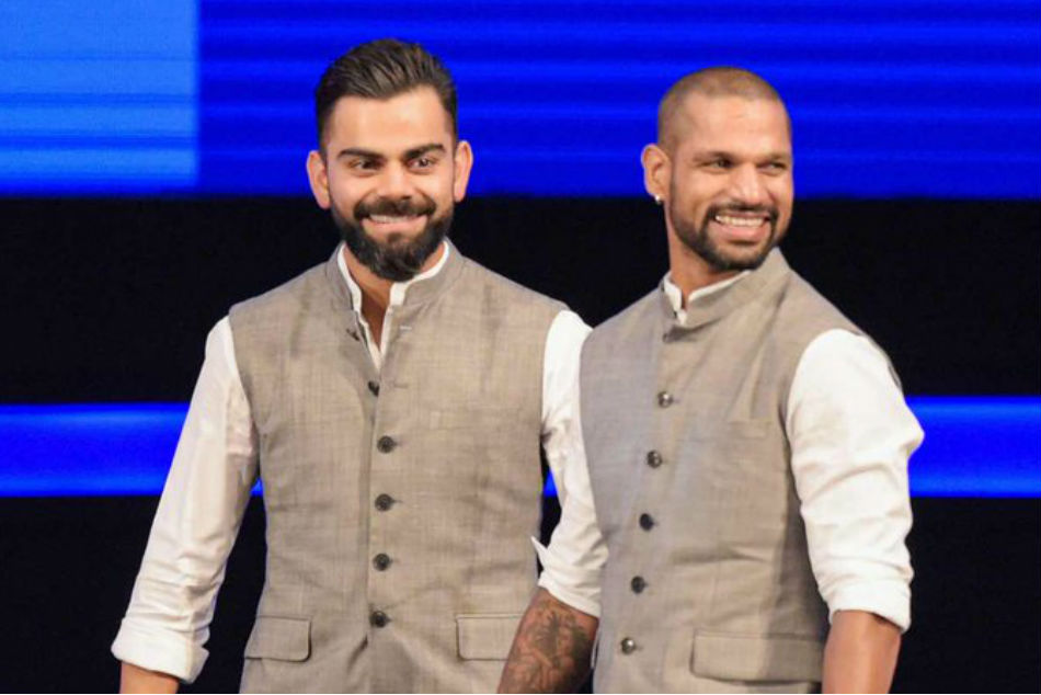 Shikhar Dhawan reveals Virat Kohlis playlist: Watch