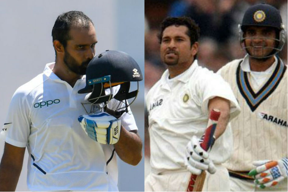 India vs West Indies: Hanuma Vihari joins illustrious list of Indian middle order
