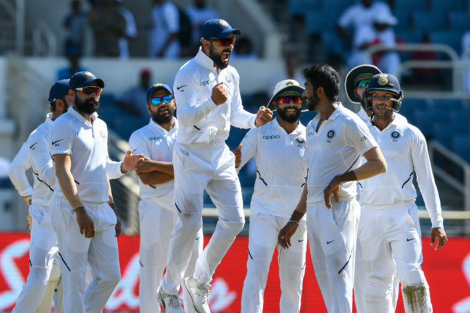 India vs West Indies, 2nd Test Day 3 Live Score
