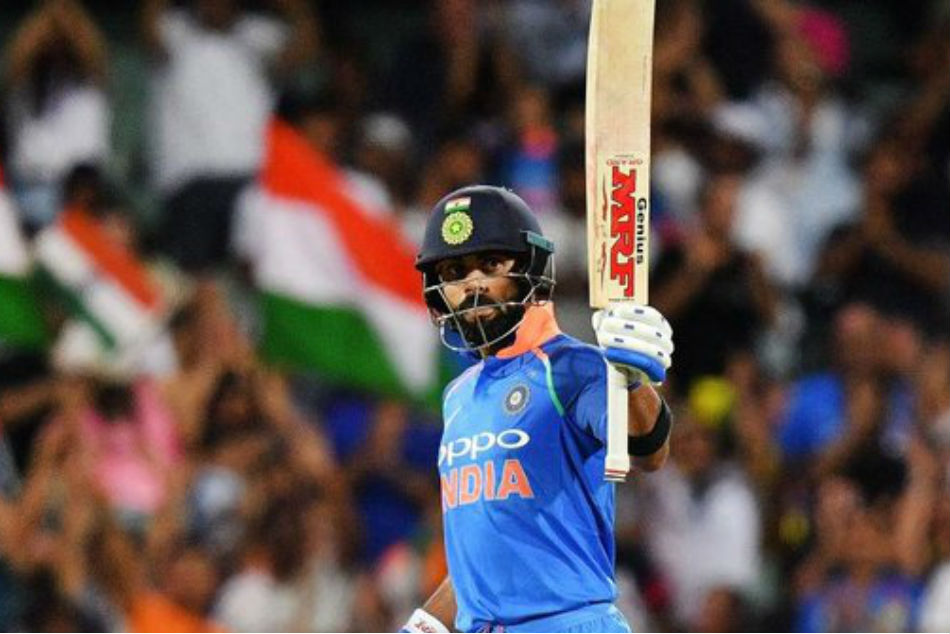 Virat Kohli overtakes Rohit Sharma to become highest scorer in T20Is
