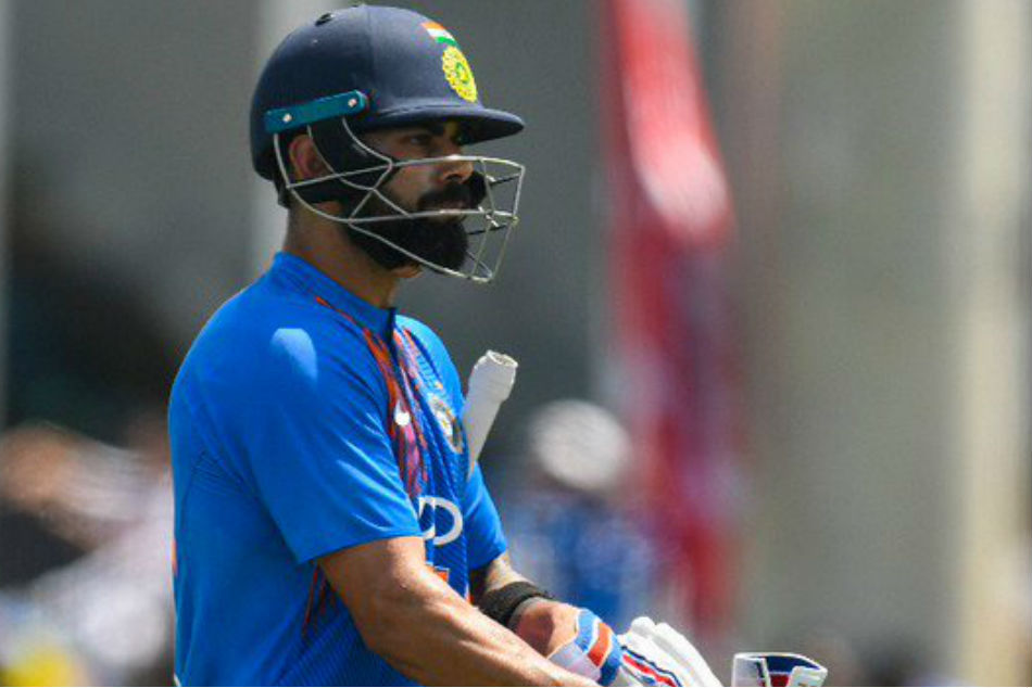 ICC reprimands Virat Kohli for inappropriate physical contact