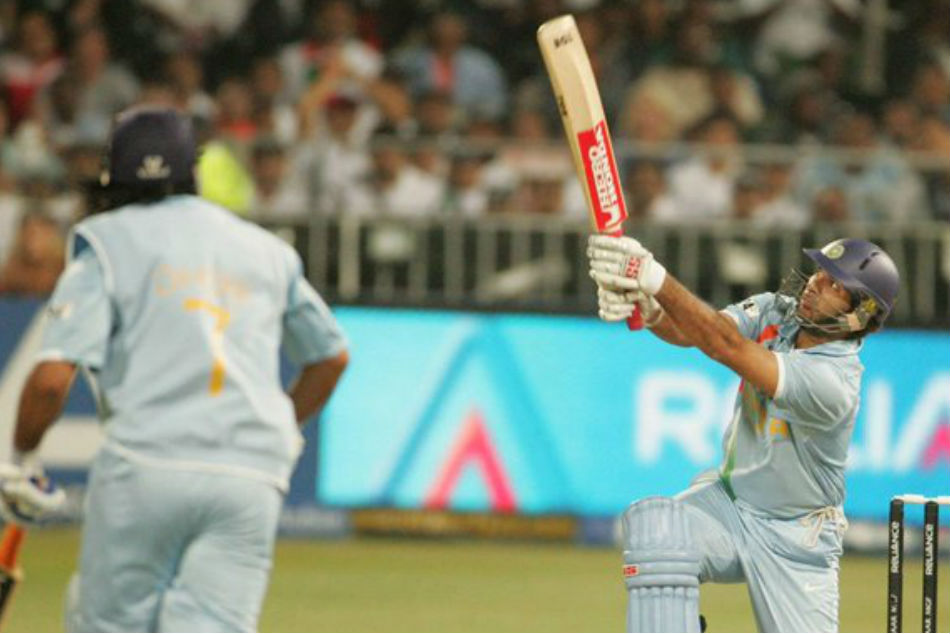 6,6,6,6,6,6: 12 years of Yuvraj Singh's six sixes in an over in T20 World Cup