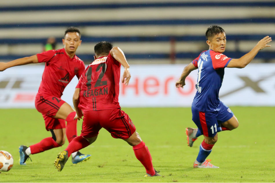 ISL 2019: Gritty NorthEast take away a point from Bengaluru