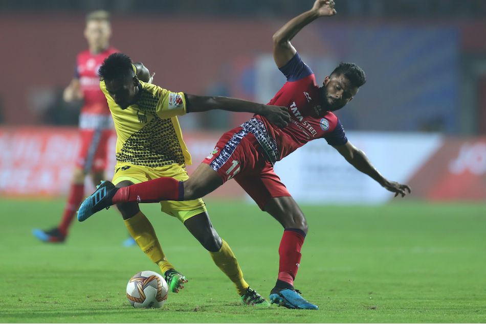 Indian Super League: Jamshedpur call the shots at home