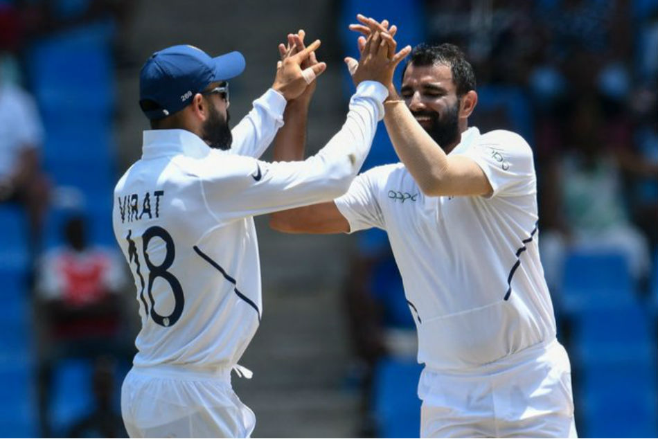 Mohammed Shami joins Kapil Dev, Javagal Srinath in illustrious list of Indian fast bowlers