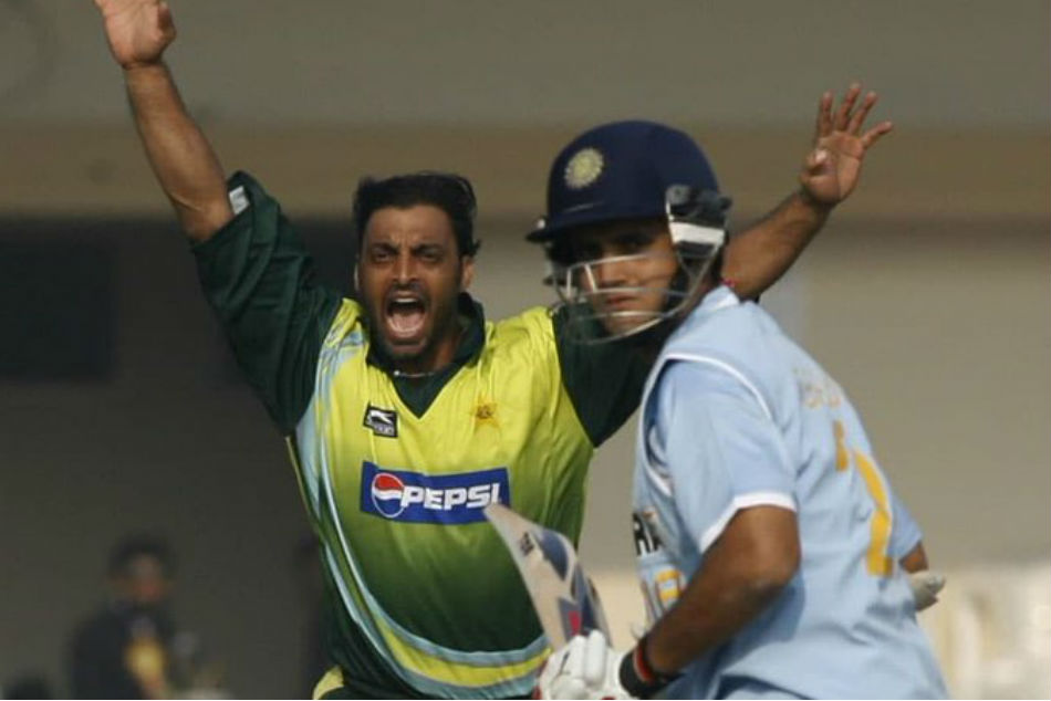 Never felt India could beat Pakistan until Ganguly became captain: Shoaib Akhtar