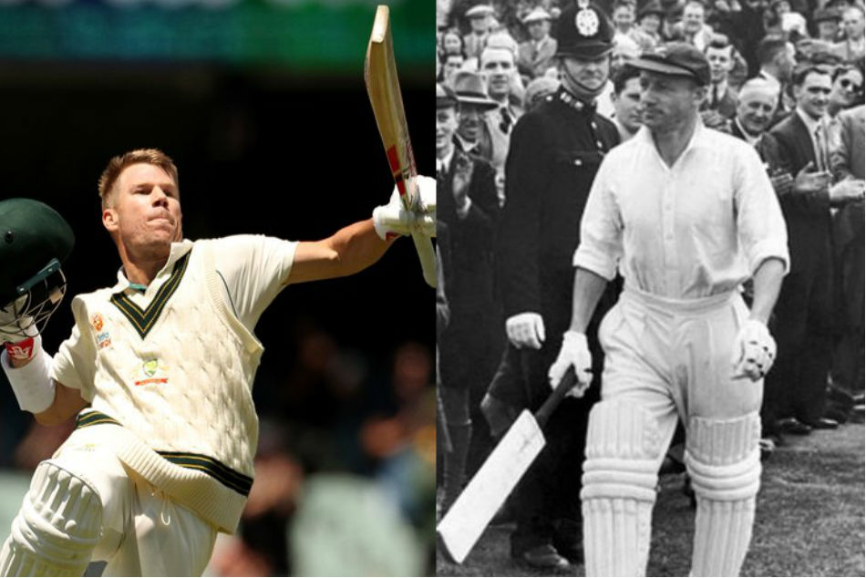 David Warner breaks Don Bradman's record with unique triple hundred