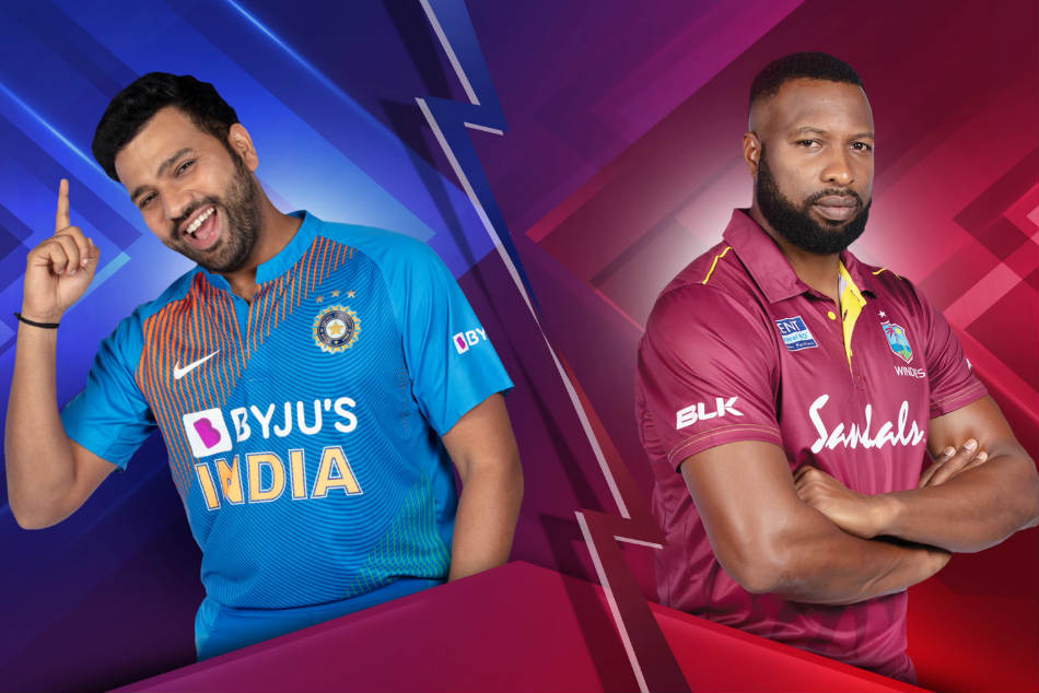 Rohit Sharma wishes 'Happy Unfriendship Day' to Kieron Pollard
