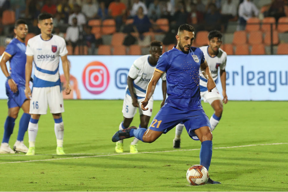 ISL 2019: Odisha rise to the four in Mumbai City