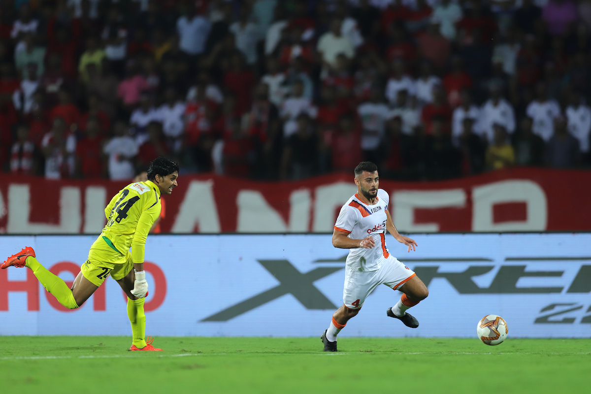 ISL: Manvir rescues point for Goa with last-minute goal