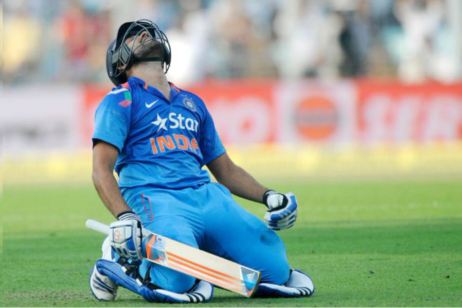 On this day, Rohit Sharma scored highest individual score in ODIs