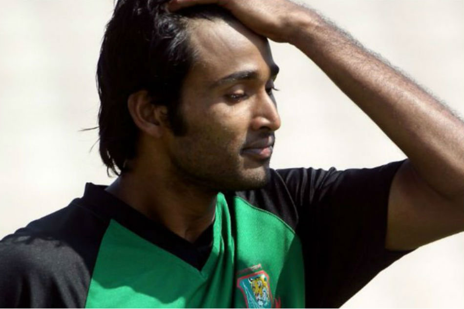 Bangladeshs Shahadat Hossain Gets Five-year Ban for Assaulting Teammate