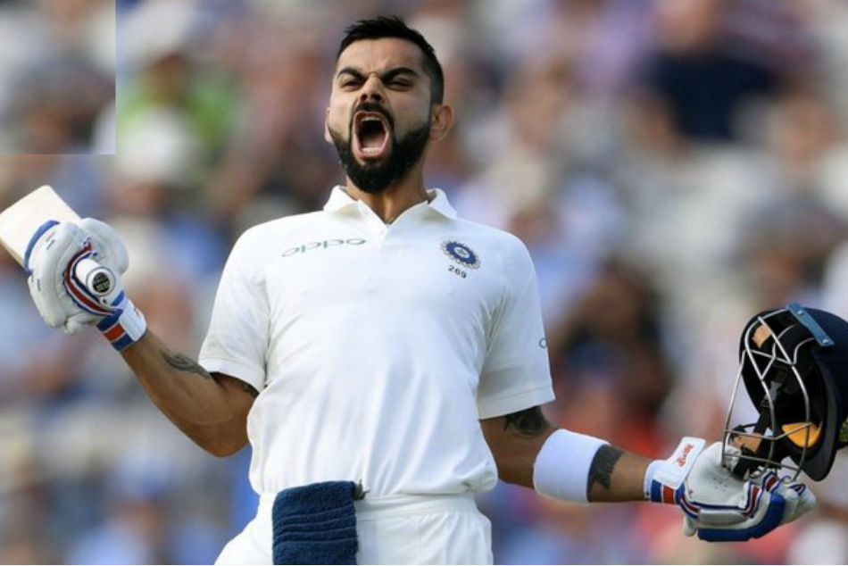 Virat Kohli becomes First Indian Captain to win 7 Test matches in a row