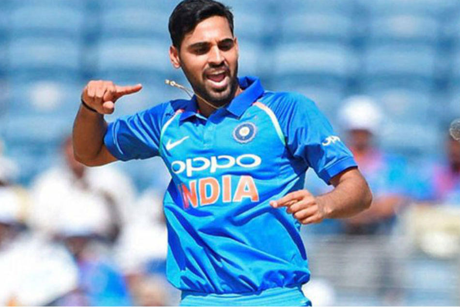 India vs West Indies: Injured Bhuvneshwar out of WI ODIs