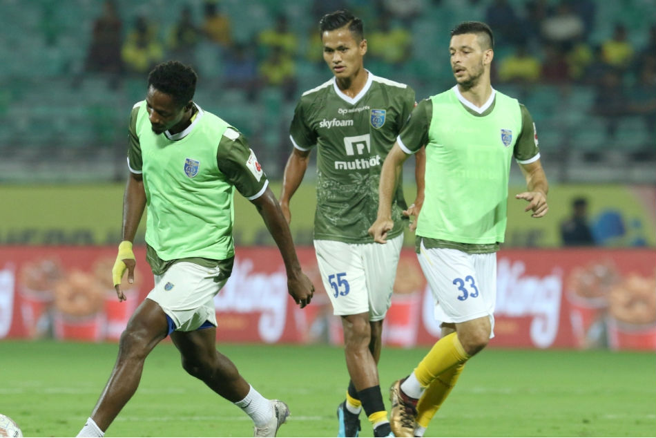 Lots at stake as Chennaiyin, Kerala Blasters look to iron out final minute blushes