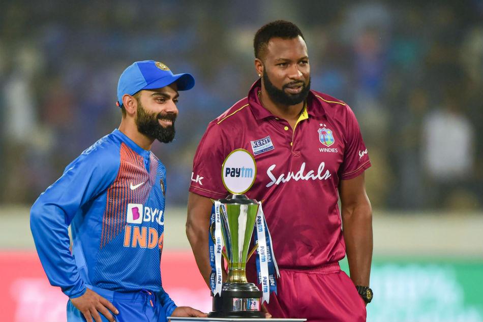 ಭಾರತ vs ವೆಸ್ಟ್ ಇಂಡೀಸ್ ಟಿ20: ಭಾರತಕ್ಕೆ ಕಠಿಣ ಸವಾಲು ನೀಡಿದ ವಿಂಡಿಸ್