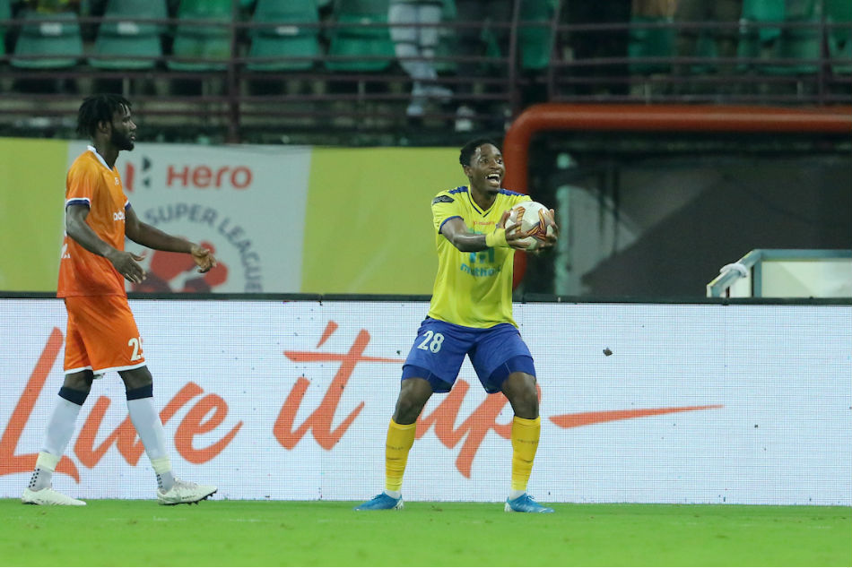 ISL 2019: Injury-time goal sees Goa rescue a point in Kerala