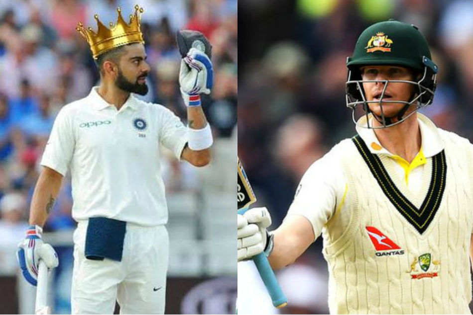 ICC Test rankings: Virat Kohli reclaims top spot from Steve Smith
