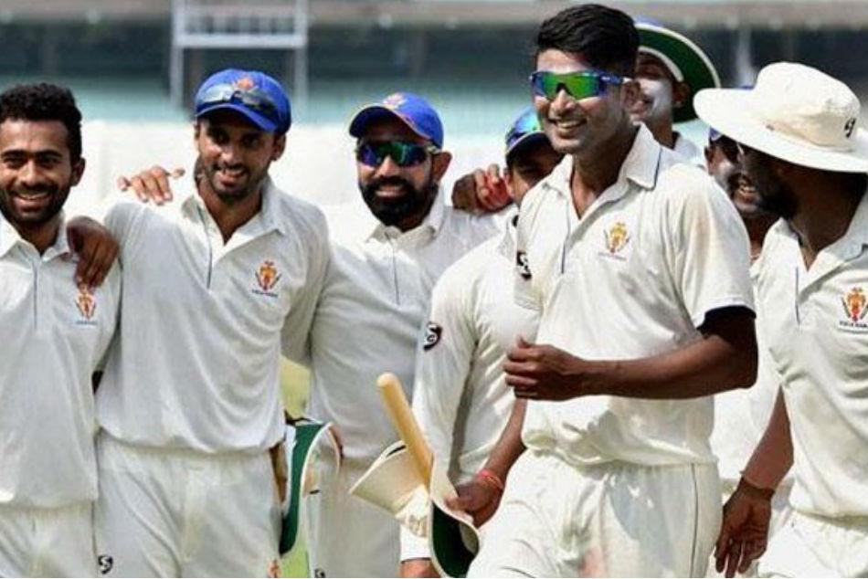 ರಣಜಿ ಟ್ರೋಫಿ: ತಮಿಳುನಾಡು ವಿರುದ್ಧ ರೋಚಕ ಕದನ ಗೆದ್ದ ಕರ್ನಾಟಕ!
