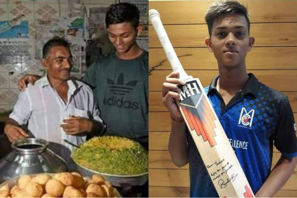 interesting facts about Yashasvi Jaiswal: From selling paani puri to becoming a millionaire