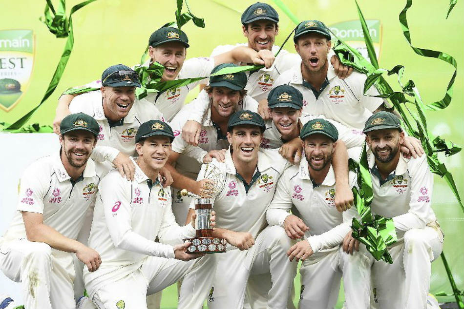 Australia Wrap Up Test Series 3-0 against new zealand
