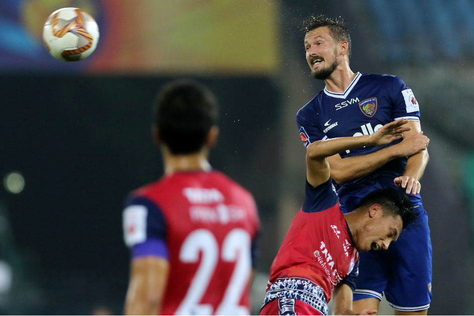 ISL: Chennaiyin close gap on top-four with dominating win