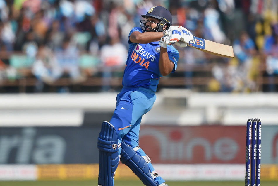 Rohit Sharma Becomes 3rd Fastest To 9,000 ODI Runs