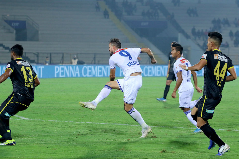ISL: Chennaiyin add to Hyderabad's misery