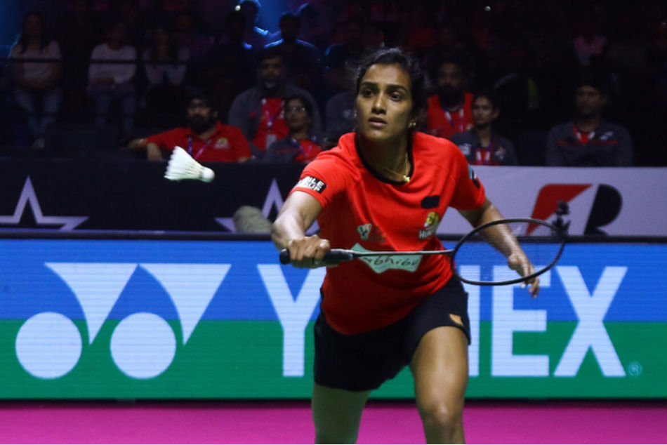 North Eastern Warriors Michelle Li Stuns Pv Sindhu In Straight Games