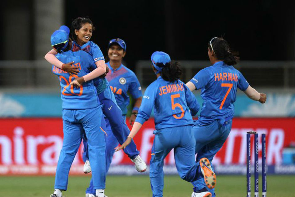 Womens T20 World cup: india won against australia