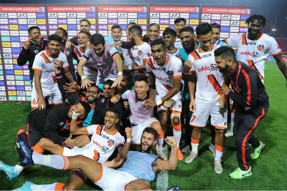 ISL 2020: Red-letter day in Indian Football history as Goa books AFC Champions League ticket