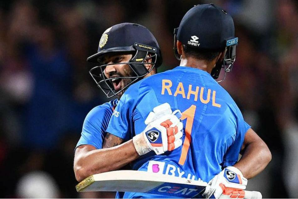 ICC T20I Rankings: ಕೆಎಲ್ ರಾಹುಲ್ ಭಾರೀ ಜಿಗಿತ, 10ಲ್ಲಿ ರೋಹಿತ್