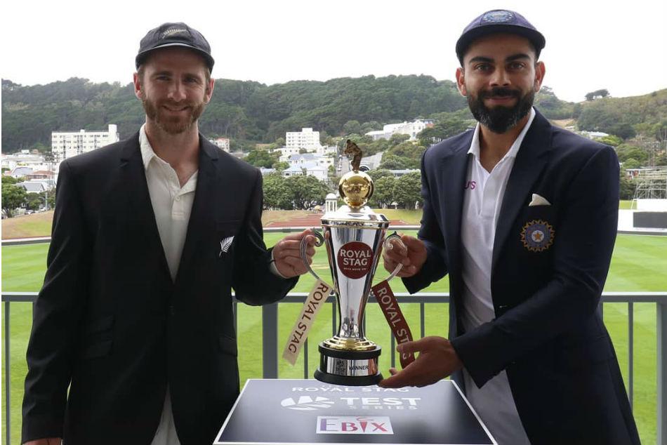 ಭಾರತ vs ನ್ಯೂಜಿಲೆಂಡ್ ಟೆಸ್ಟ್ ಸರಣಿ; ಮೊದಲ ಟೆಸ್ಟ್ live ಸ್ಕೋರ್
