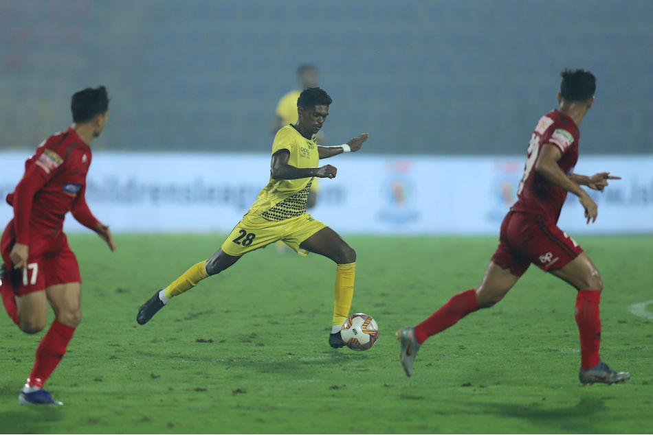 ISL 2020: Hyderabad run riot in Guwahati, end season in style