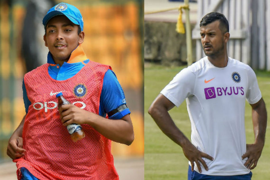 Prithvi Shaw, Mayank Agarwal Set To Create A Unique Record In Hamilton