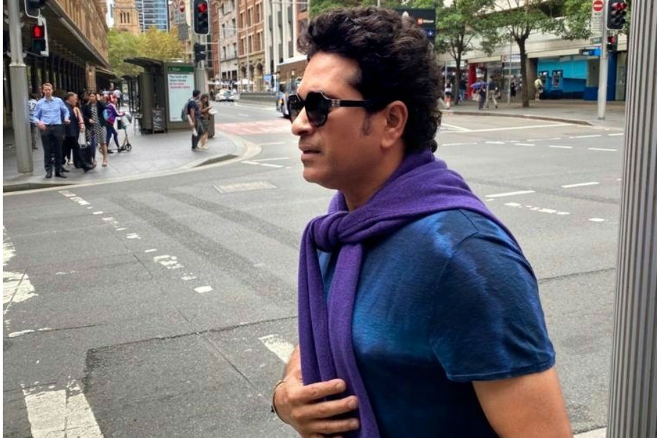 Sachin Tendulkar Shares Video Of His 'First Love' On Valentine's Day