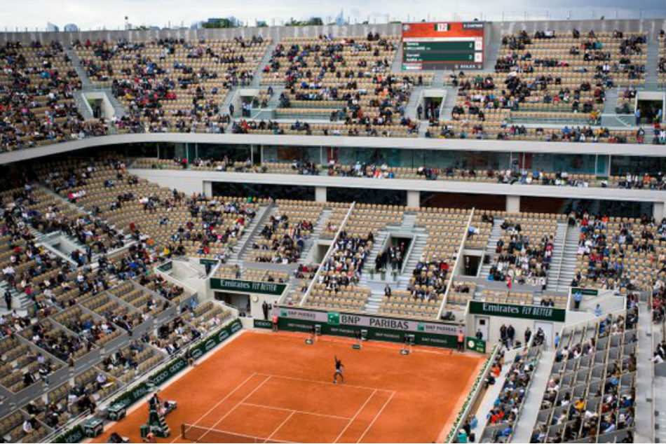 Roland Garros rescheduled due to COVID-19 outbreak