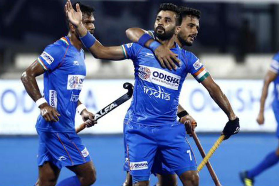 Indian Men S Hockey Team Achieves All Time Highest Ranking Jumps To 4th Spot