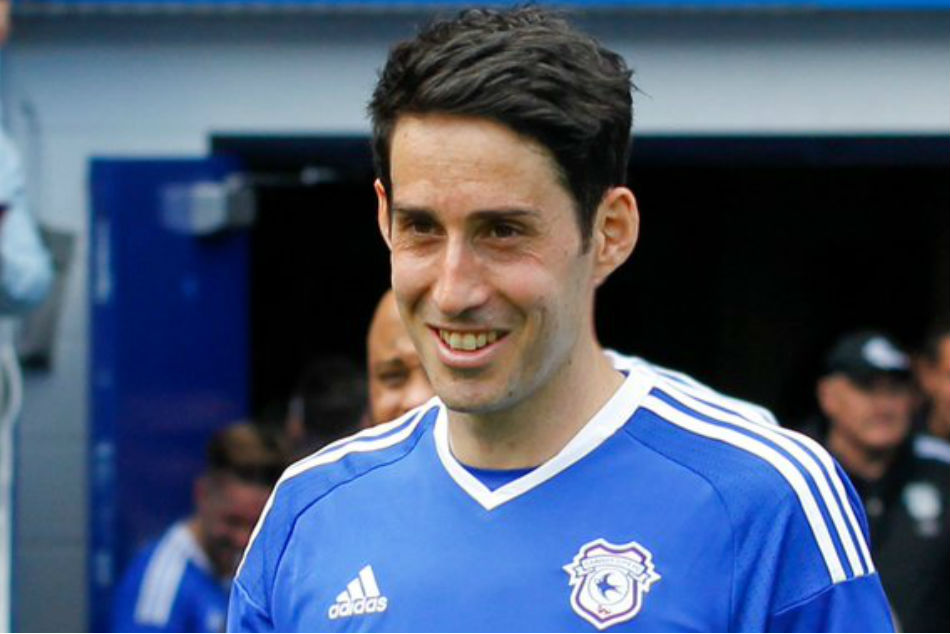 Former Aston Villa and Cardiff midfielder Peter Whittingham dies aged 35