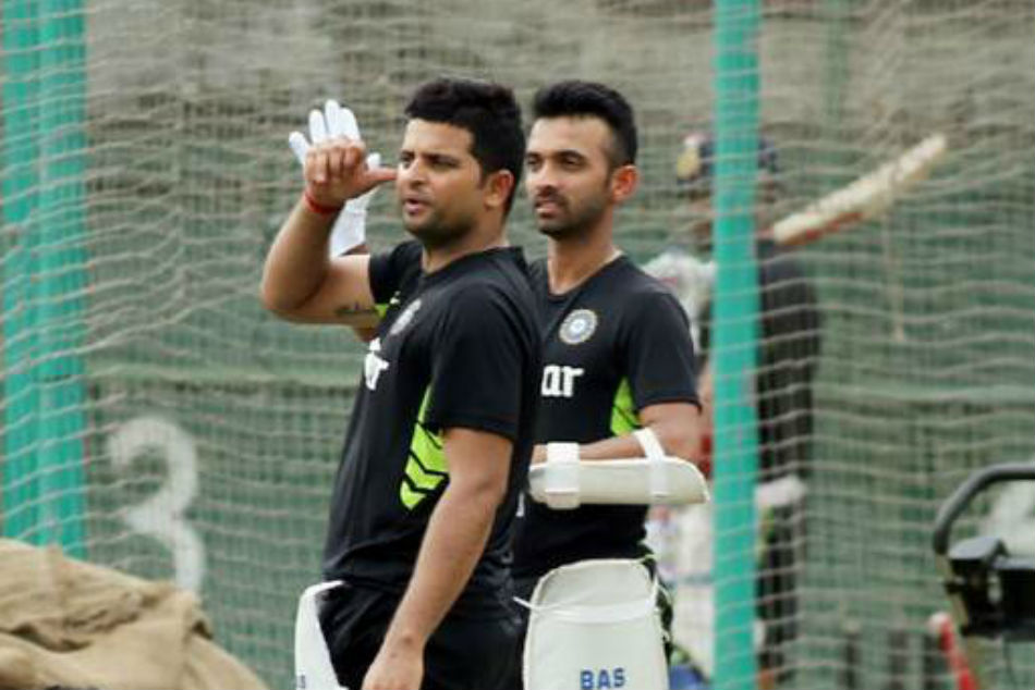 Ajinkya Rahane and Suresh Raina Donates To Fight Against Coronavirus