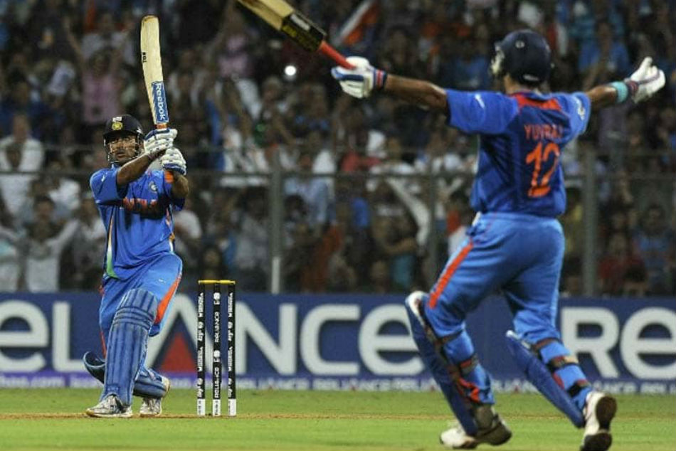 Tendulkar Asked Ms Dhoni To Bat Up The Order In The 2011 World Cup Final