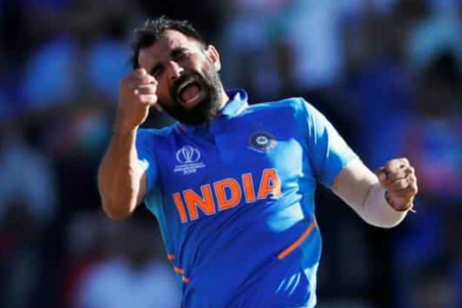 Played entire 2015 World Cup with fractured knee: Mohammad Shami