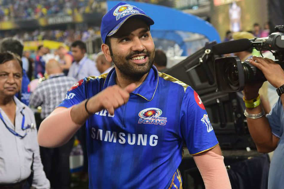 Rohit Sharma's Ability To Handle Pressure Made Him Most Successful Ipl Captain, Says Laxman