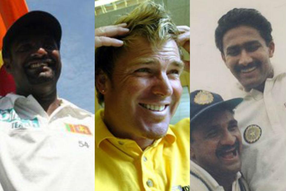 ಟೆಸ್ಟ್ನಲ್ಲಿ ಅತೀ ಹೆಚ್ಚುಬಾರಿ 5+ ವಿಕೆಟ್ ಪಡೆದ ಮಾಂತ್ರಿಕ ಬೌಲರ್ಗಳು