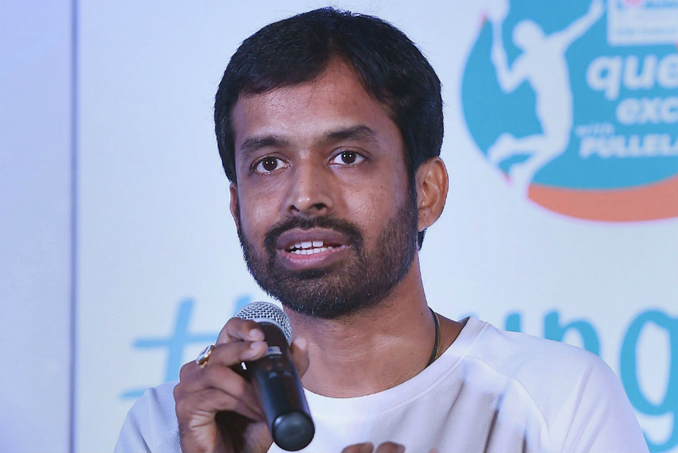 Pullela Gopichand placed under quarantine for 14 days