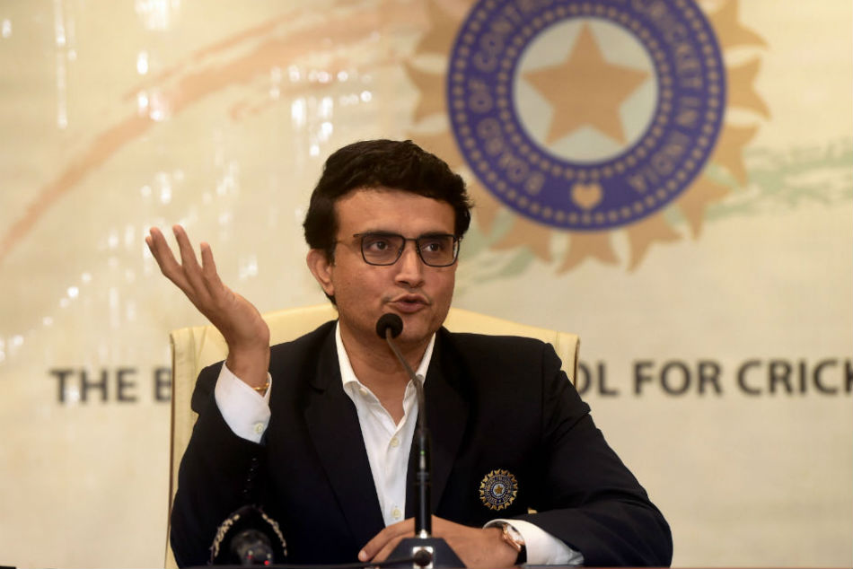 Current Situation Is Like Test Match On Dangerous Wicket - Ganguly