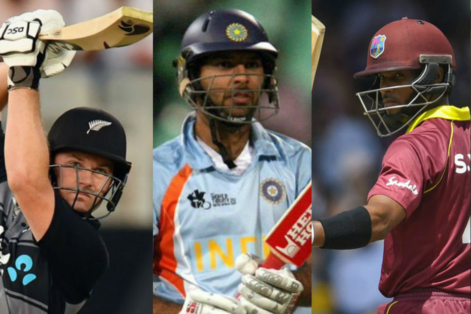 Top five fastest fifties records in T20Is history
